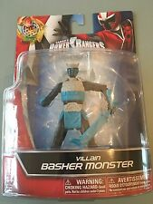 Power Ranger Ninja Basher Monster Villano De Acero Nuevo en Sellado Blister vendedor del Reino Unido