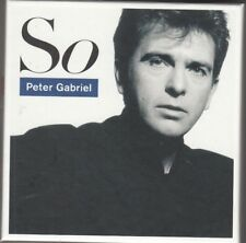 PETER GABRIEL - so CD Box Set, Deluxe Edition, 25th Anniversary
