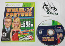 USED Wheel of Fortune Xbox 360 (NTSC) -Canadian Seller-