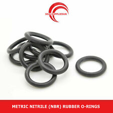 Metric Nitrile Rubber O Rings NBR 6mm Cross Section 72mm-100mm ID -UK SUPPLIER