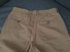 Pantalon Burton 38 lin et coton Etat neuf valeur 69 eur