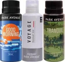 Park Avenue Good Morning Deodorant ,Orignal EDP Combo Set