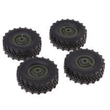 Pneus et roues pour pneus WPL C14 C-14K C24 C-24K 1/16 camion d'armée