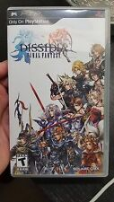 Dissidia Final Fantasy & Loco Roco game Lot Bundle Sony PSP COMPLETE TESTED