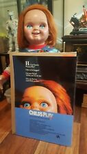 Child's Play 30th Anniversary Movie Poster Chucky ! Pretty Awesome & Rare