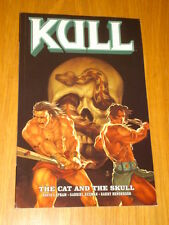 KULL CAT AND THE SKULL  ROBERT E HOWARD V3 DARK HORSE BOOKS < 9781595828996
