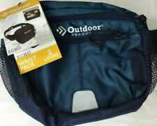 New! SOLID BLUE ECHO 3L Outdoor Products Waist Pack Waist Bag. FREE Shipping!