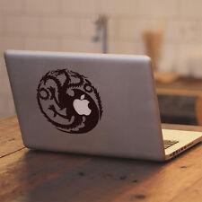Game of Thrones House Targaryen for Macbook Air Pro Laptop Vinyl Decal Sticker