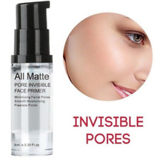 Face Primer Base Liquid Natural All Matte Foundation Pores Oil-control Invisible