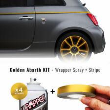 Decor Kit Adesivo per 500 Abarth, Oro