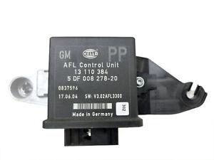 Control Unit ECU module AFL CONTROL for Opel Astra H 04-06 13110384