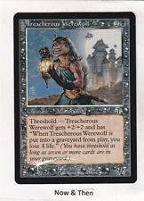 Magic: MTG: Judgment: Foil: Treacherous Werewolf