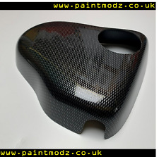 Focus RS Sombrero Estilo MK2 Plástico ABS respiraderos de fibra de carbono Efecto Vauhall Corsa