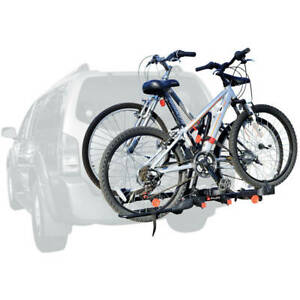 Allen Sports RACK 2 BIKE HITCH MOUNT Trailer Carrier Receiver Bicycle Transport