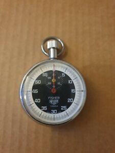 Vintage Heuer Fisher stopwatch