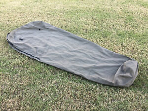 AUSTRALIAN ARMY ISSUE MONT GORETEX BIVVY BIVY BAG OLIVE GREEN