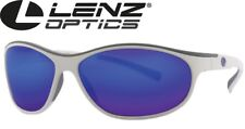 Lenz Optics Coosa Discover Sunglasses White - Polarisationsbrille, Polbrille