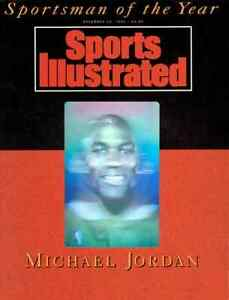 Ten (10) - 1991 Sports Illustrated MICHAEL JORDAN Hologram Covers Only - Unused