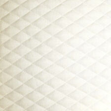 Stretch Quilting Fabric Material - Polyester - 150cm wide, 7 Colours, Diamond