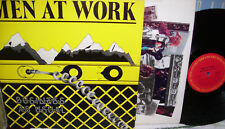 "Men at Work Business as Usual LP EX+/NM Vinyl ""Down Under"""