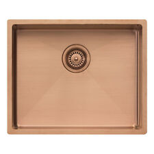 Spectra Single Bowl Sink (Copper) Oliveri CS01CU