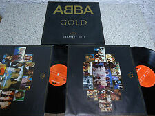 LP ABBA Gold Vinyl 2LP Greatest Hits original 1992 + OIS Doppelalbum
