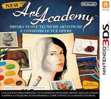 New Art Academy Nintendo 3DS IT IMPORT NINTENDO