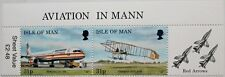Manx Aircraft stamp sheet, Isle of Man, Red Arrows, 1997, Sg ref: 751-752, Mnh