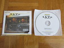t.A.T.u. TATU All About Us 2005 GERMANY CD single