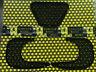 FERRARI 360 PARACHOQUES TRASERO Parrilla SET P/N 65006200 , 65006300 , 65006400
