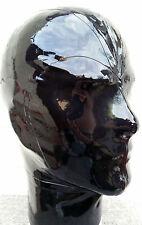 """NUOVO lattice gomma Small / Med 14 """"Multi Pannello naso Fori Cappuccio Mask Made in UK"""