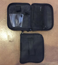 Lot of 2 - Branded Bayer Contour Carrying Case Travel Organizer (ONLY)