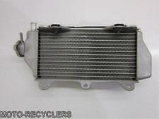 10 YZ250F YZ 250F YZF250 right radiator 130