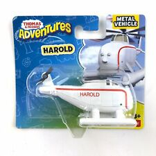 Fisher Price Thomas & Friends Adventures Take-N-Play HAROLD Metal Helicopter