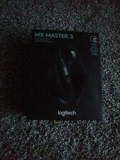 NEW LOGITECH MX MASTER 3 ADVANCED WIRELESS MOUSE MODEL- 910-005647