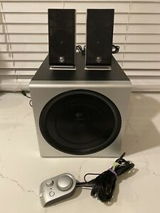 Logitech Z-2300 2.1 PC Computer Speakers & Subwoofer 400W THX
