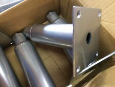 Feet for Restaurant Equipment w/ Mounting Base Plate and adjustable toes NEW