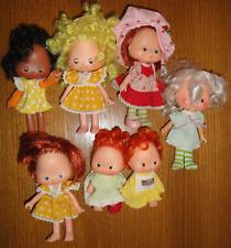 New ListingVintage Kenner Strawberry Shortcake Doll Lot