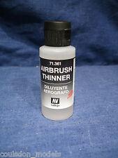 Acrylic Airbrush Thinner - 60ml Bottle Vallejo Model Air 71.361 / VAL361