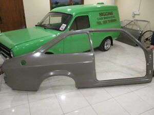 FORD ESCORT MK2 MARK 2 - BRAND NEW QUARTER PANELS / SIDE SECTIONS LEFT AND RIGHT