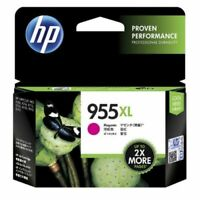 1 x Genuine HP 955XL Magenta ink cartridge For HP Pro 7240,8216,8710 8740,8720