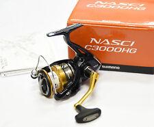 2016 NEW Shimano NASCI C3000HG Spinning Reel