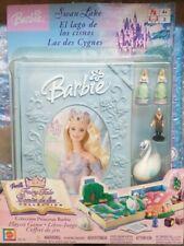 Barbie Mattel Swan Lake - Lago dei Cigni  Playset Game Vintage 03'