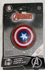 MARVEL Avengers Captain America Stress Ball Squishy Adhd Autism Sensory Toy Gift