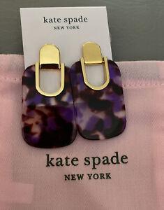 NWT Kate Spade Sedgewick Earrings $58.00