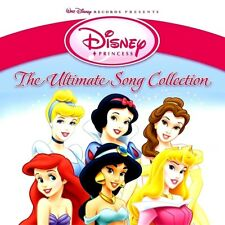 DISNEY PRINCESS ULTIMATE SONG COLLECTION - 1 X CD GIRLS BIRTHDAY PARTY CDJ DJ