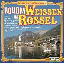 HOLIDAY IM WEISSEN RÖSSEL - STARS & HITS DER VOLKSMUSIK / CD (LASERLIGHT 15 249)