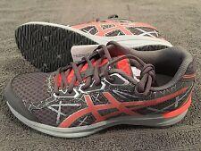 ASICS Women's Endurant Running Shoe Carbon/Flash Coral/Silver- Size 7.5 NWB