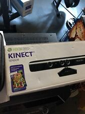 Microsoft Xbox 360 Kinect Motion Sensor Bar With Kinect adventures and nyko zoom