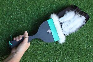 Black Smudging Feather Fan - Smudge Wand - Shaman - Pagan